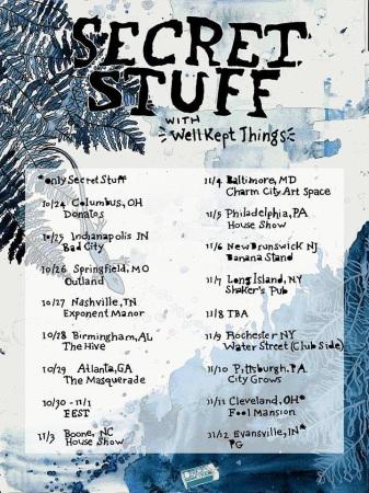 secretstuffandwellkeptthingstour