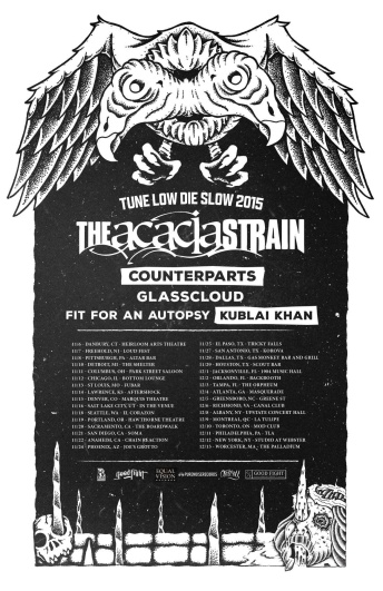 tas tour flyer