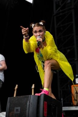 Misterwives | The Band Camp Tour 2017 | Photo by Mitchell Straub