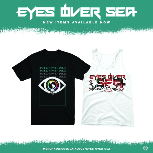 Eyes Over Sea Ad